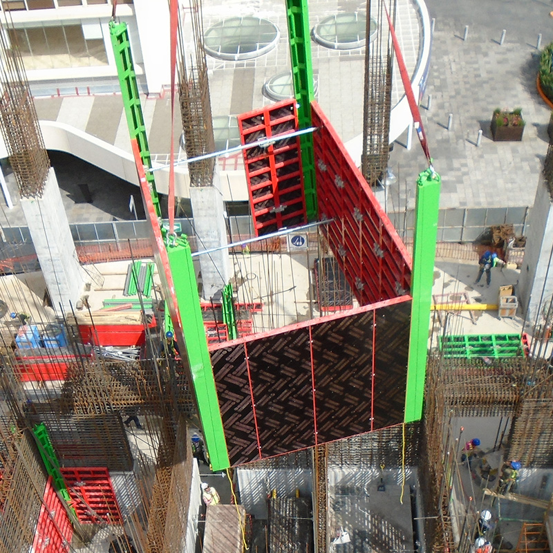 casseforme fondazioni vano ascensore
